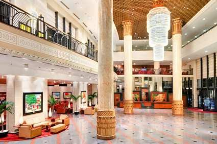 Hilton Hanoi Opera Hotel 5