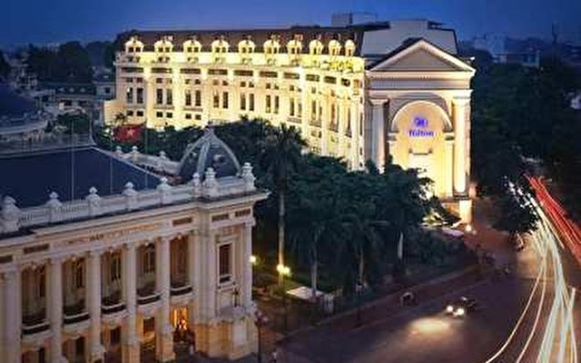 Hilton Hanoi Opera Hotel 2