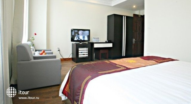 Paramount Hotel Hanoi 4