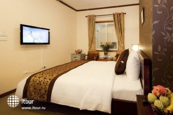 Hanoi Triumphal Hotel 4