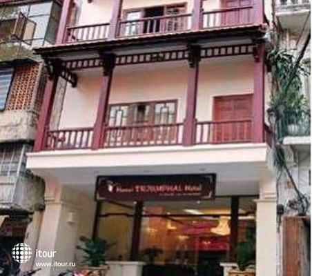 Hanoi Triumphal Hotel 1