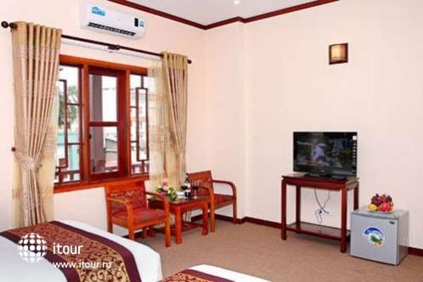 Hanoi Triumphal Hotel 8