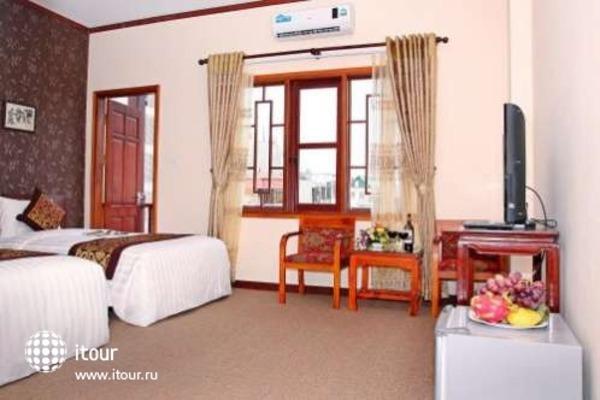 Hanoi Triumphal Hotel 9