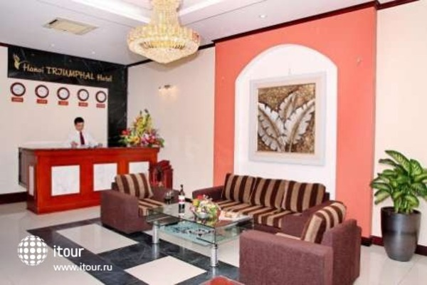 Hanoi Triumphal Hotel 10