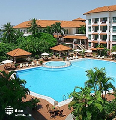 Sedona Suites Hanoi 2