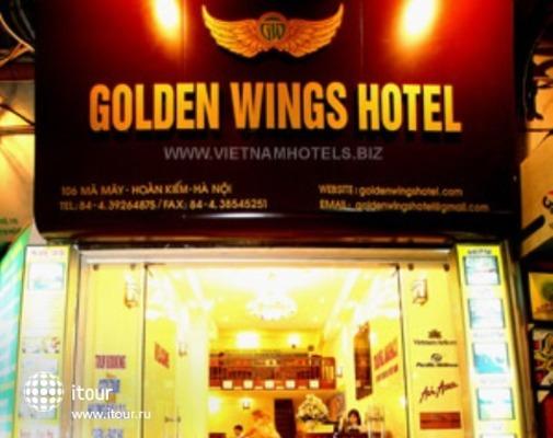 Golden Wings Ii 1