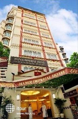 Hanoi Imperial Hotel 2