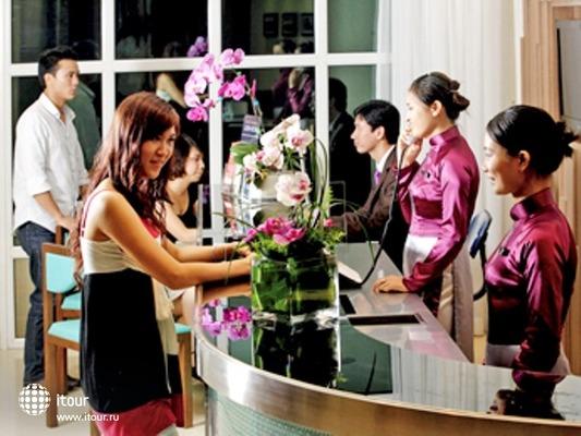 Mercure Hanoi La Gare 4