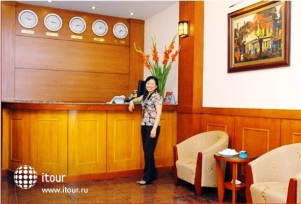 Hanoi Lake View Hotel 4