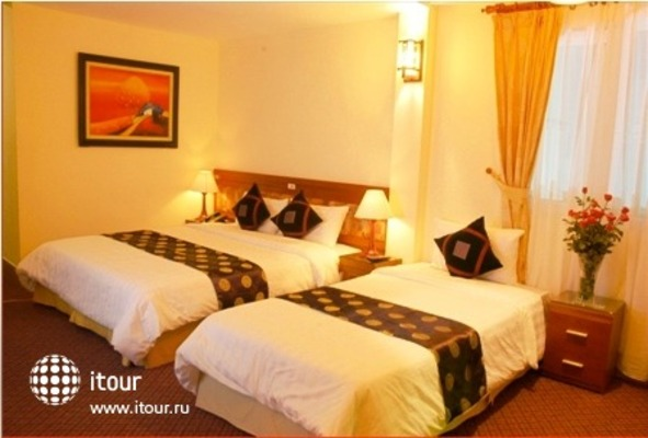Hanoi Lake View Hotel 3
