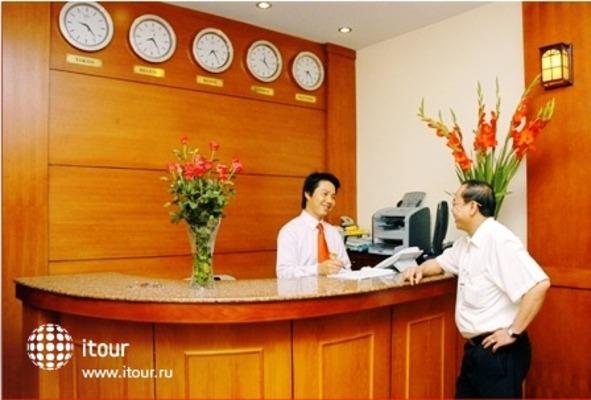Hanoi Lake View Hotel 7