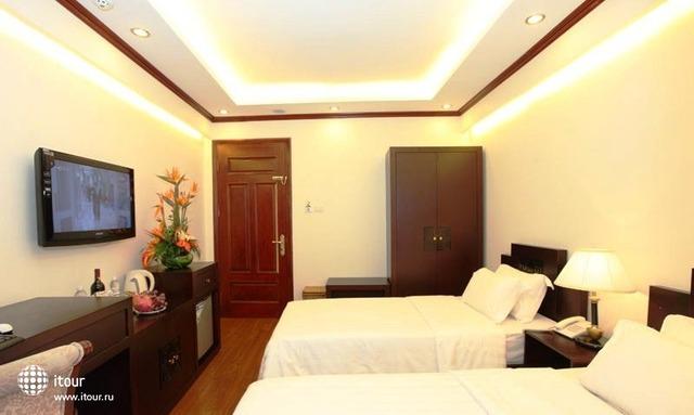 Hanoi Paradise Hang Bac Hotel 2 3