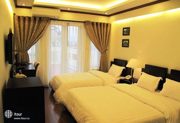 Hanoi Paradise Hang Bac Hotel 2 7