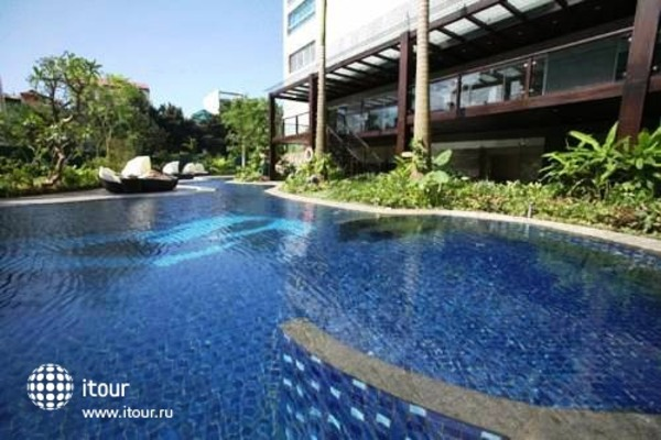 Fraser Suites Hanoi 1