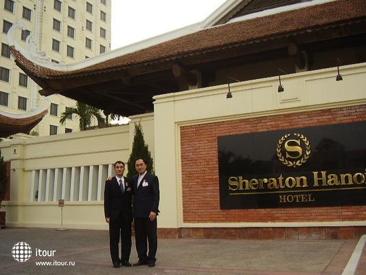 Sheraton Hanoi 5