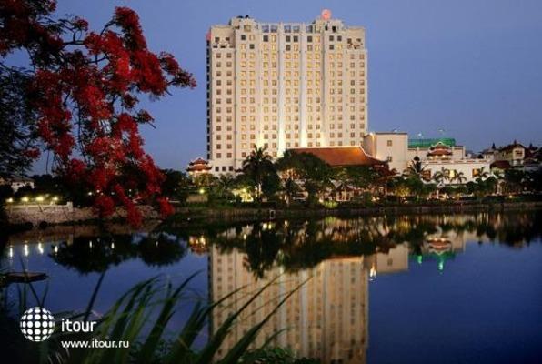 Sheraton Hanoi 9