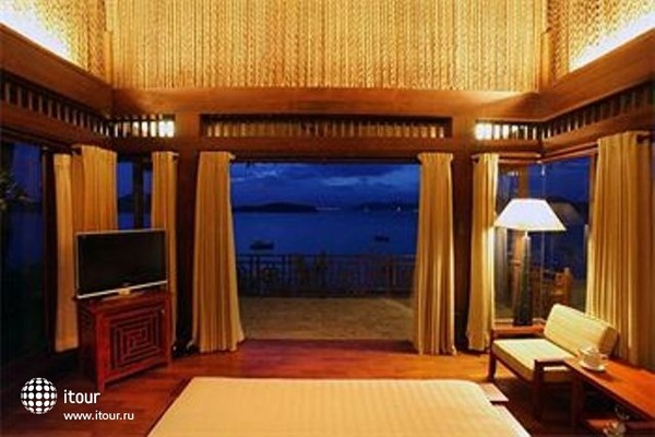 Best Western Resort & Residences (ex.hon Tam Resort) 10