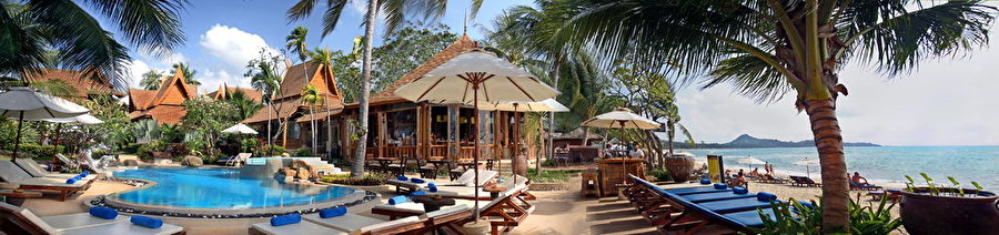 Thai House Beach Resort 3