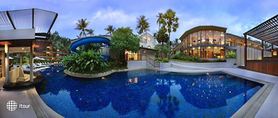 Courtyard By Marriott Phuket At Surin Beach 2