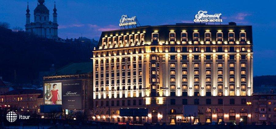 Fairmont Grand Hotel Kyiv 4