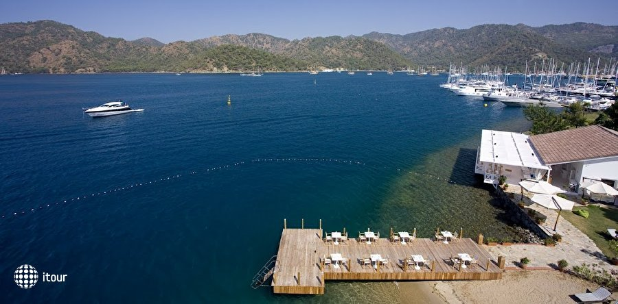 Swissotel Gocek Marina And Resort 1