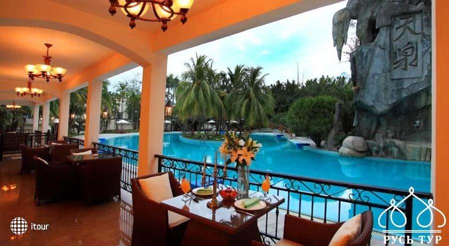 Sanya Jinglilai Resort 1