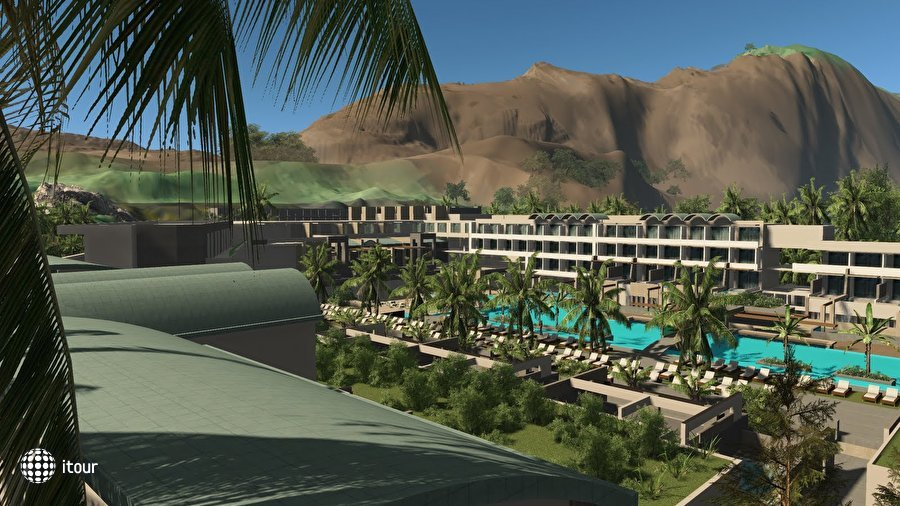 Avra Imperial Beach Resort & Spa 2