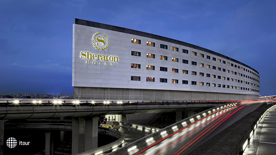 Sheraton Paris Airport Hotel & Conference Centre 1
