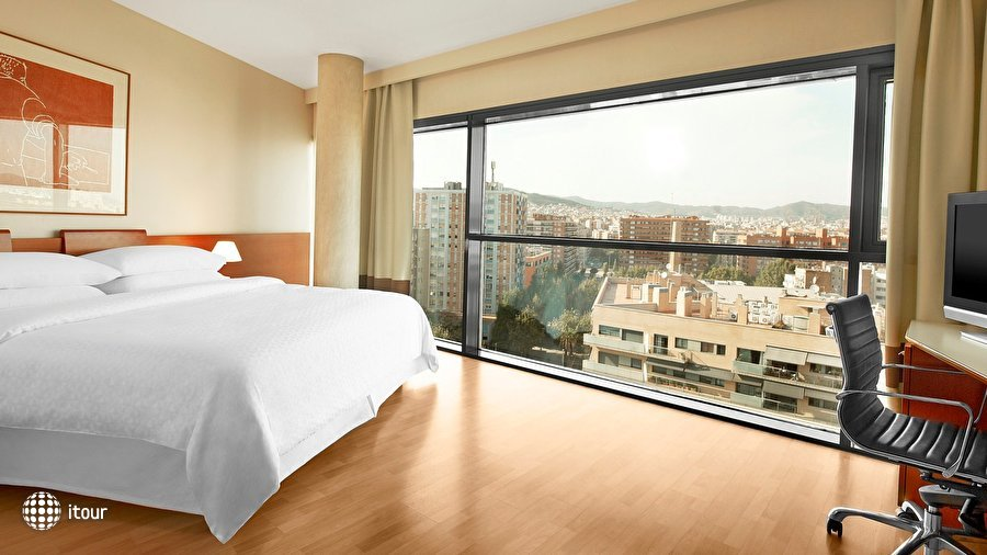 Four Points By Sheraton Barcelona Diagonal 5