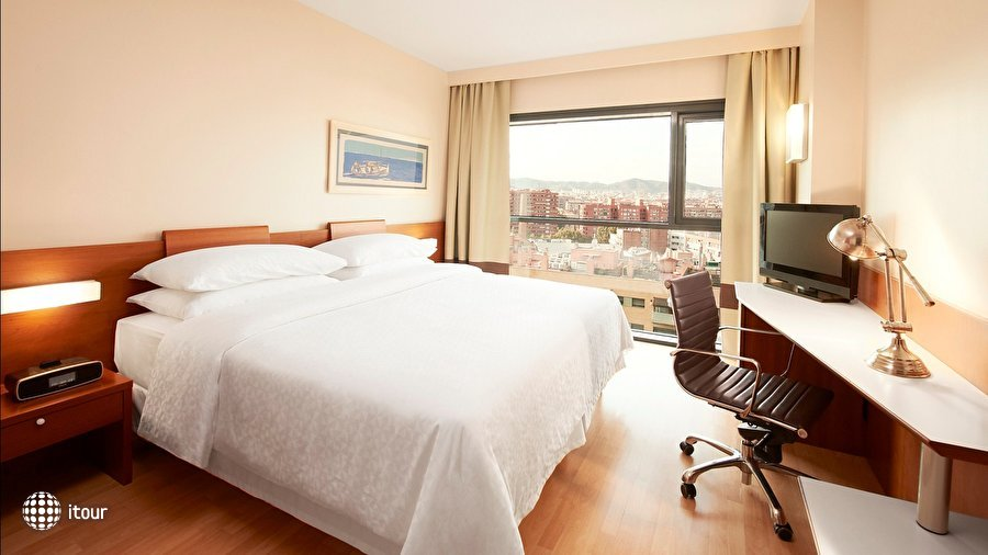 Four Points By Sheraton Barcelona Diagonal 10