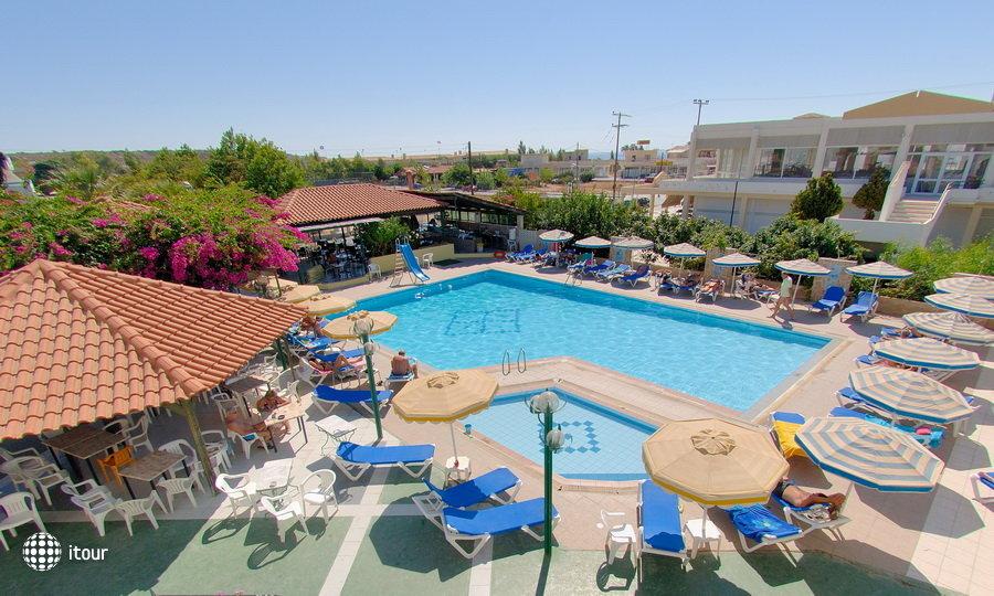 Kolymbia Sun Hotel 6