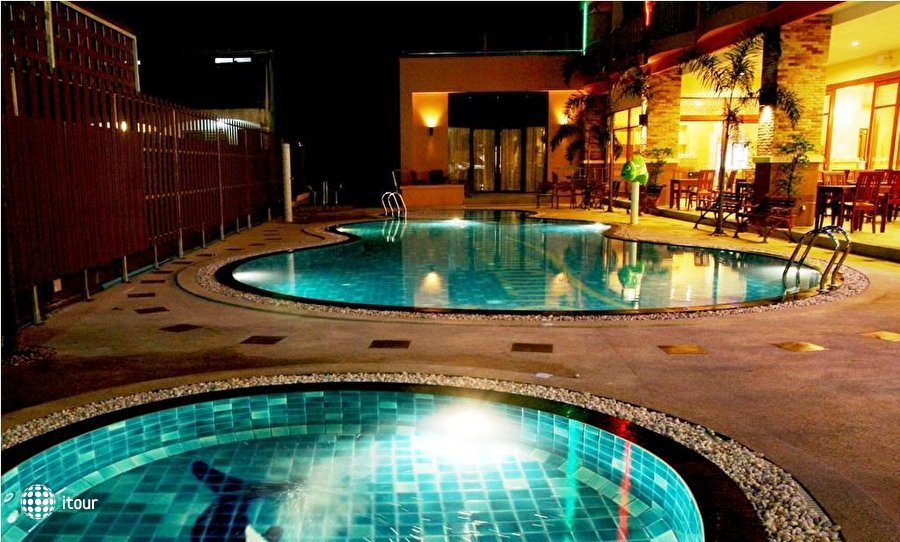 Siam Platinum Residence 2