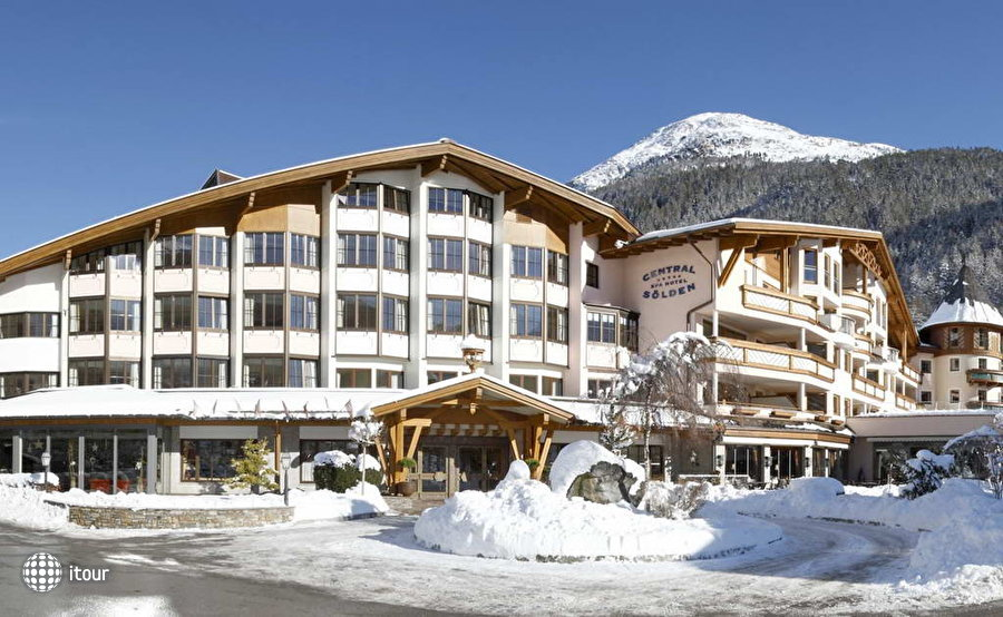 Central Spa Hotel Solden 1
