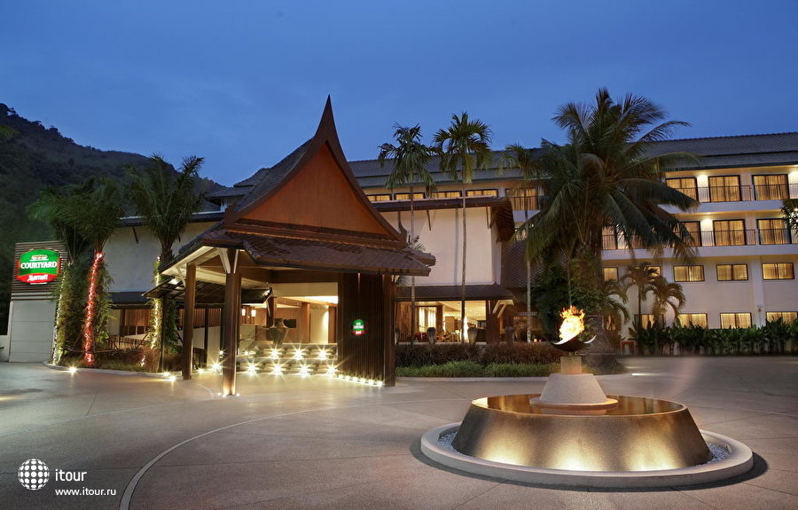 Courtyard By Marriott Phuket At Kamala Beach 2