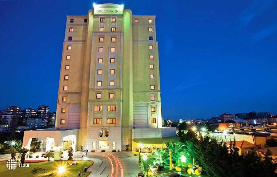 Allstar Green Park Hotel Bostanci 7
