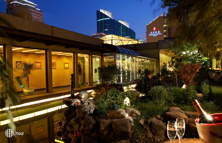 Jian Guo Hotspring Hotel 1