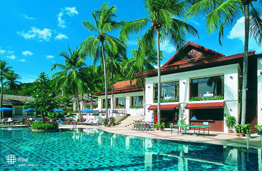 Novotel Beach Resort Panwa Phuket 1