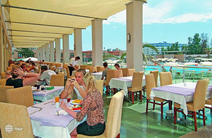 Hedef Rose Garden Hotel 2