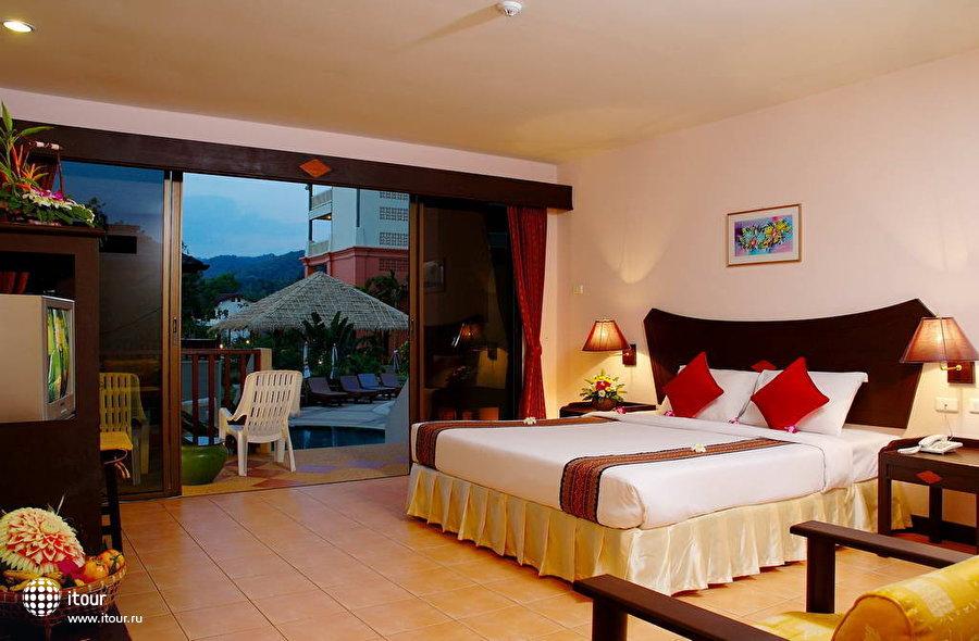 Kata Sea Breeze Hotel 2