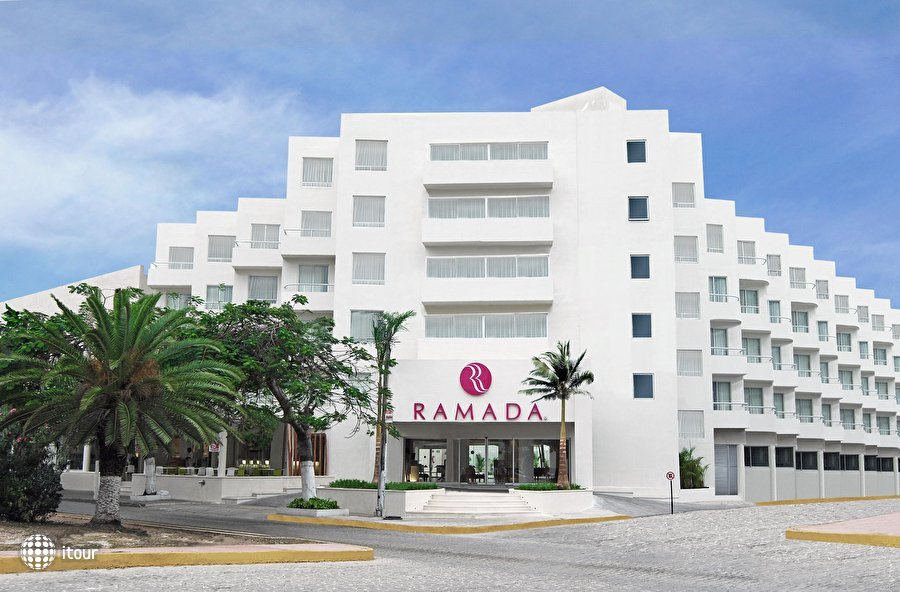 Ramada Cancun City 1