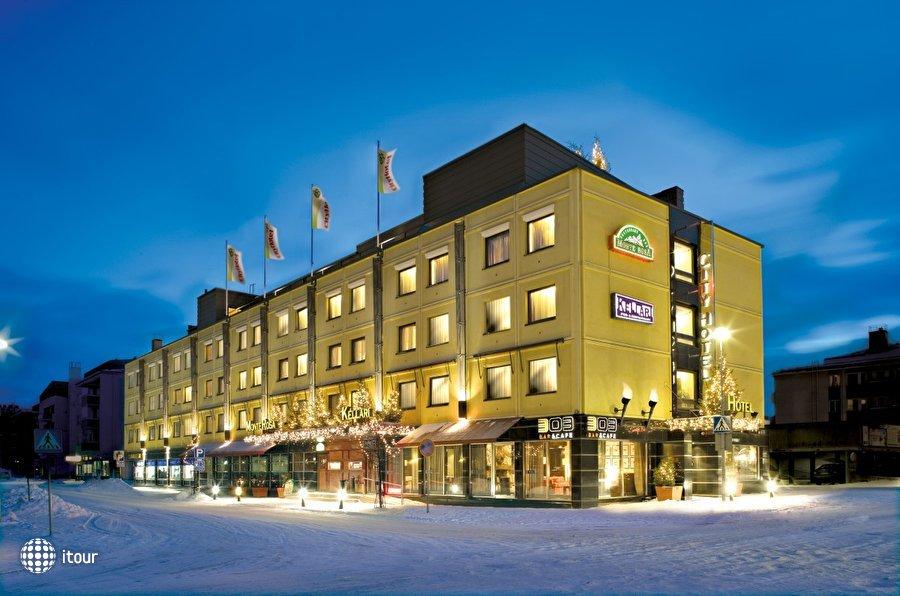City Rovaniemi 1