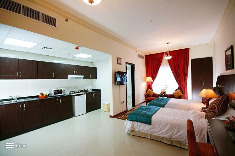Golden Square Hotel Apartments 2