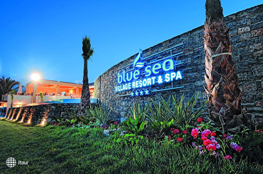 Blue Sea Beach Resort 1
