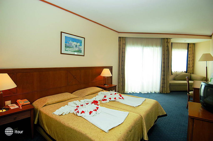 Kilikya Resort Camyuva (ex. Elize Beach Resort) 9