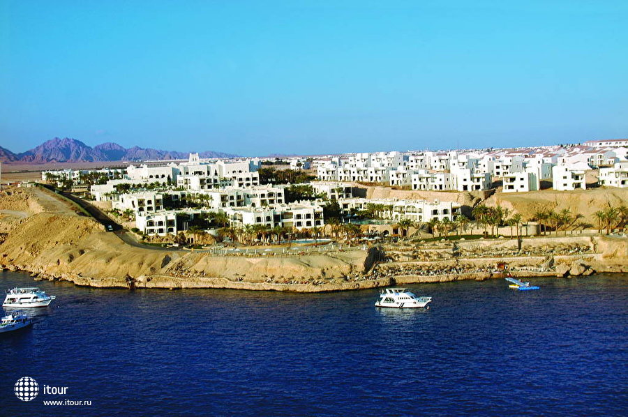 Sharm  Plaza  (ex. Crowne Plaza Resort) 4