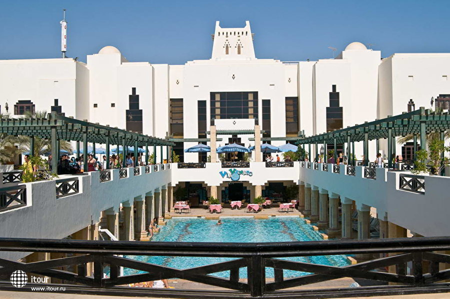Sharm  Plaza  (ex. Crowne Plaza Resort) 10