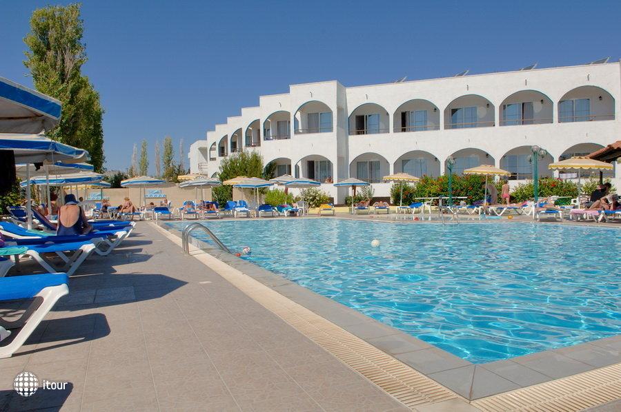 Kolymbia Sun Hotel 1