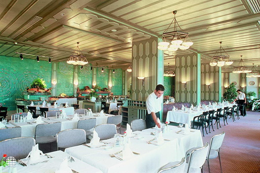 Ozkaymak Falez Hotel Antalya 3