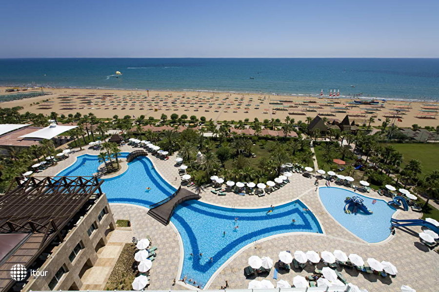 Kamelya World Selin Resort & Spa 1