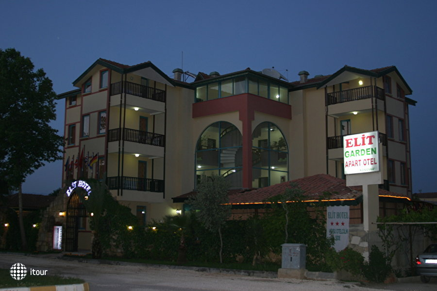 Elit Garden Hotel 1